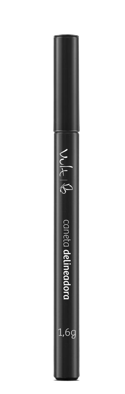 Imagem 1 do produto Caneta Delineadora Carbon Black Vult