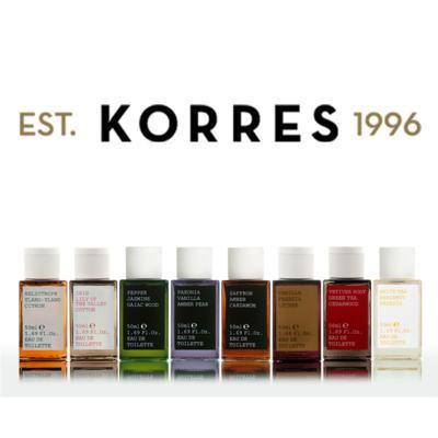 Imagem 2 do produto Raíz Capim-Vetiver Korres - Perfume Masculino - Eau de Cologne - 50ml