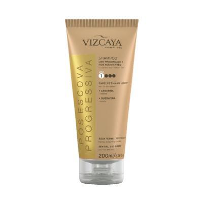 Shampoo Vizcaya Pós Progressiva 200ml