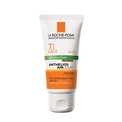 Imagem 2 do produto Protetor Solar Facial com Cor La Roche-Posay - Anthelios Airlicium Fps70 - Morena