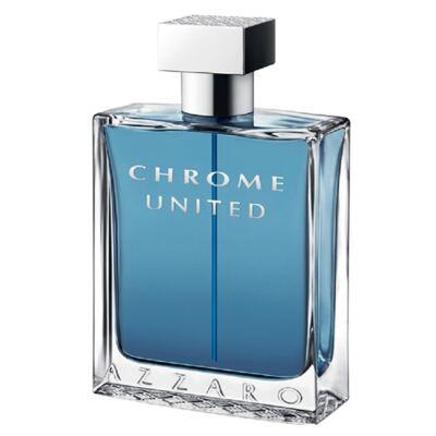 Imagem 1 do produto Chrome United Azzaro - Perfume Masculino - Eau de Toilette - 30ml