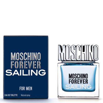 Imagem 2 do produto Moschino Forever Sailing Moschino - Perfume Masculino - Eau de Toilette - 30ml