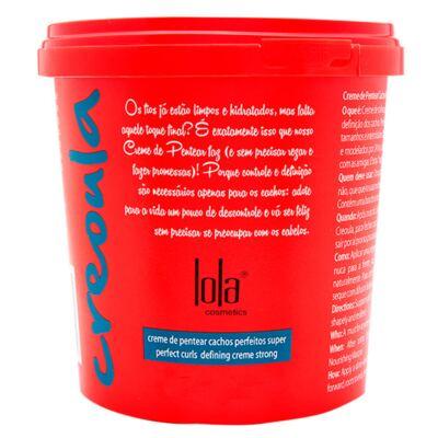 Imagem 1 do produto Lola Cosmetics Creoula Cachos Perfeitos - Creme para Pentear - 930g