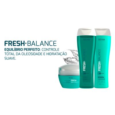 Imagem 4 do produto DO.HA Professional Fresh Balance - Condicionador - 250ml