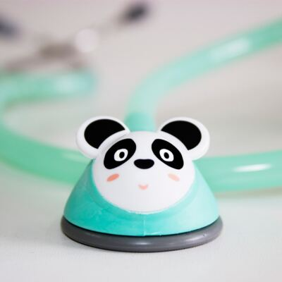 Imagem 2 do produto Estetoscópio Fun Animal Pediátrico Verde Claro Spirit