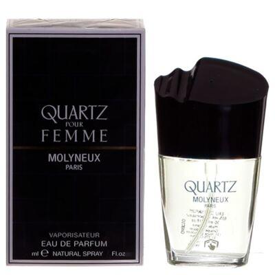 Imagem 2 do produto Quartz Pour Femme Molyneux - Perfume Feminino - Eau de Parfum - 30ml