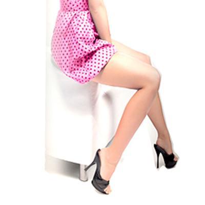 Imagem 3 do produto Meia Calça Instantânea 150ml Gold Nylons - Spray Bronzeador - Muito Clara