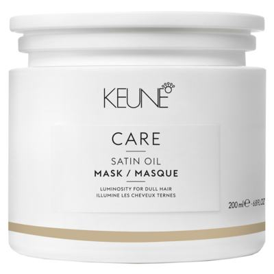 Keune Care Satin Oil Mask Máscara de Hidratação - 200ml