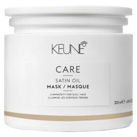 Keune Care Satin Oil Mask Máscara de Hidratação - 200ml