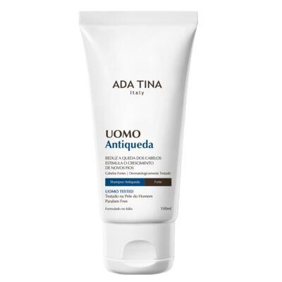 Uomo Antiqueda Ada Tina - Shampoo - 100ml