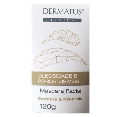 Imagem 2 do produto Máscara Facial Dermatus Oleosidades e Poros Visíveis - 120g
