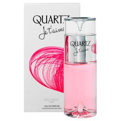 Imagem 3 do produto Quartz Femme Je T'aime Molyneux - Perfume Feminino - Eau de Parfum - 50ml