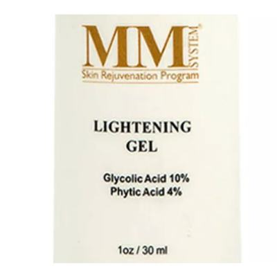 Imagem 2 do produto Lightening Gel M&M - Gel Facial Despigmentante - 30ml