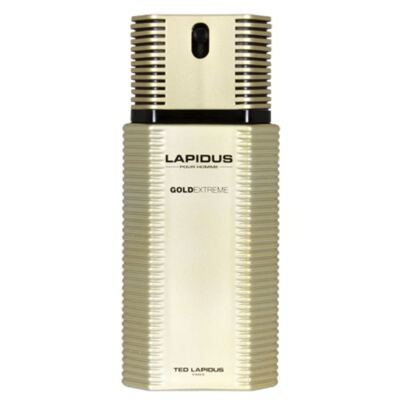 Imagem 1 do produto Lapidus TLH Gold Extreme Ted Lapidus - Perfume Masculino - Eau de Toilette - 100ml