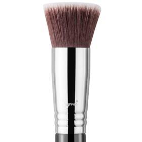 Pincel para Base LíquidaSigma Beauty F80 Flat Kabuki Brush - 1 Un