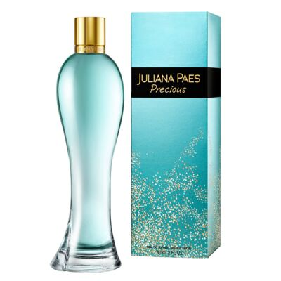 Imagem 2 do produto Juliana Paes Precious Juliana Paes - Perfume Feminino - Eau de Toilette - 60ml