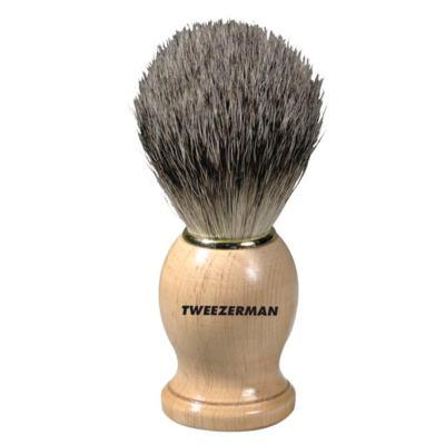 Imagem 1 do produto G.E.A.R. Deluxe Shaving Brush Tweezerman - Pincel de Barbear - 1 Un
