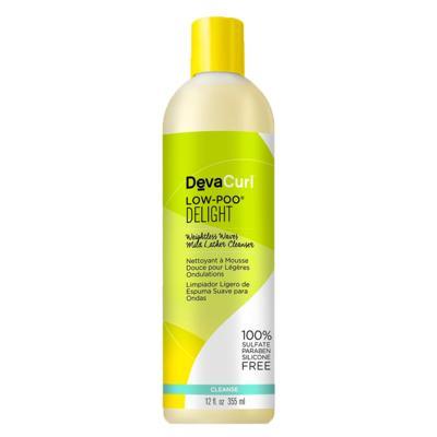 Imagem 1 do produto Deva Curl Delight Shampoo Low-Poo - 355ml