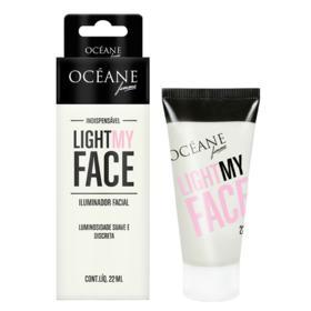 Light My Face Océane - Iluminador para Rosto - Incolor