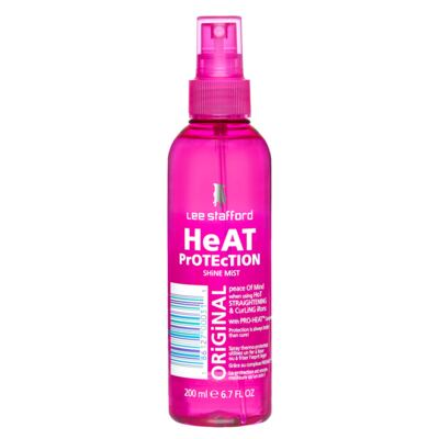 Imagem 1 do produto Lee Stafford Poker Straight Heat Protection Shine Mist - Protetor Térmico - 200ml