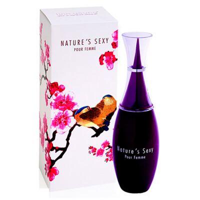 Imagem 2 do produto Nature´S Sexy Pour Femme Linn Young - Perfume Feminino - Eau de Parfum - 100ml
