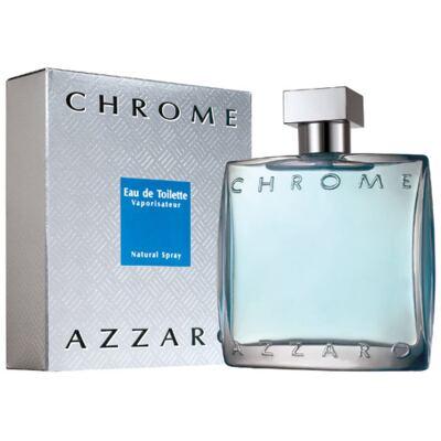 Imagem 1 do produto Azzaro Chrome Azzaro - Perfume Masculino - Eau de Toilette - 30ml