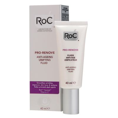 Imagem 2 do produto Pro-Renove Anti-Ageing Unifying Fluid Roc - Fluido de Tratamento Anti-Idade - 40ml