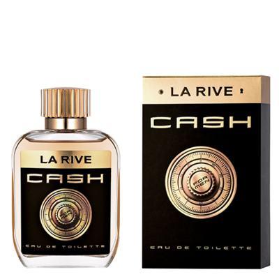 Imagem 2 do produto Cash La Rive - Perfume Masculino - Eau de Toilette - 100ml