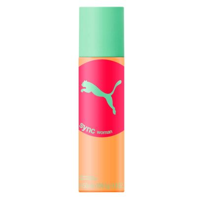 Sync For Women Puma - Desodorante Feminino - 150ml