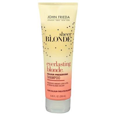 Imagem 1 do produto Shampoo John Frieda Sheer Blonde Everlasting 250ml