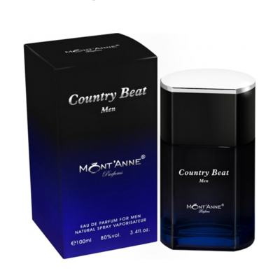 Imagem 1 do produto Country Beat Men-Mont'anne Eau de Parfum Masculino - 100 ml