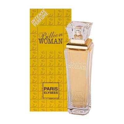 Billion Woman De Paris Elysees Eau De Parfum Feminino - 100 ml