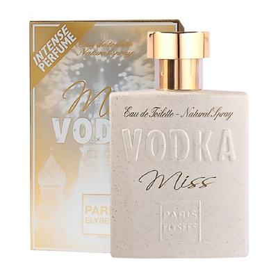 Vodka Miss De Paris Elysees Eau De Toilette Feminino - 100 ml