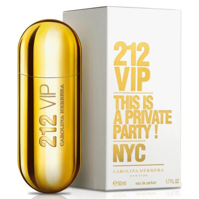 Imagem 1 do produto 212 Vip Feminino De Carolina Herrera Eau De Parfum Feminino - 80 ml