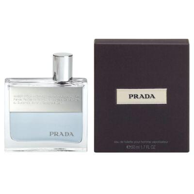 Imagem 1 do produto Prada Pour Homme Eau De Toilette Mascullino - 100 ml