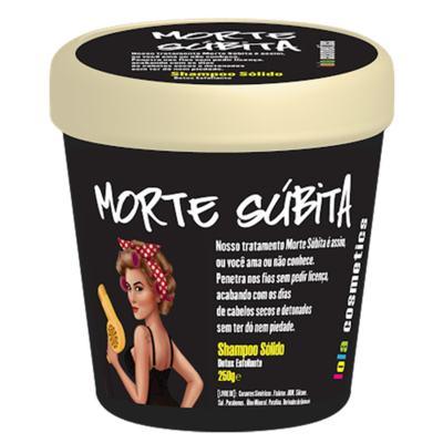 Imagem 1 do produto Lola Cosmetics Morte Súbita Sólido - Shampoo Reconstrutor - 250g