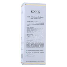 Creme para Celulite Ligia Kogos Anti Celulite & Sculpter - 150ml