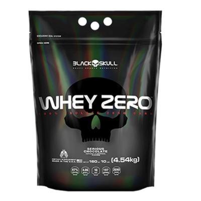 Whey Zero 10Lbs - Black Skull