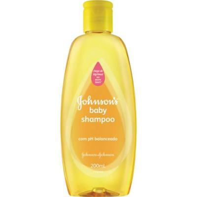 Imagem 1 do produto Shampoo Infantil Johnson Regular 200ml