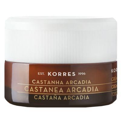 Imagem 2 do produto Creme Anti-Idade e Firmador Noturno Korres Castanea Arcadia - 40g