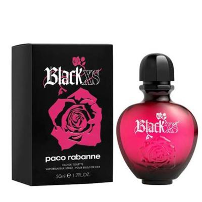 Imagem 1 do produto Black Xs Femme Eau De Toilette Feminino by Paco Rabanne - 80 ml