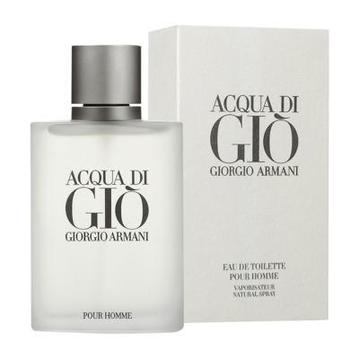 Imagem 1 do produto Acqua Di Gio De Giorgio Armani Eau De Toilette Masculino - 100 ml