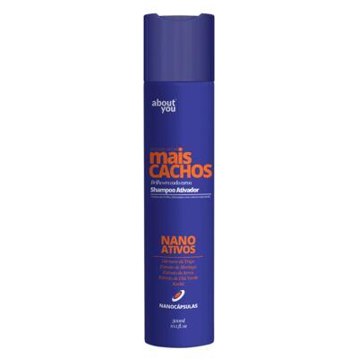 Imagem 1 do produto About You Mais Cachos - Shampoo Ativador - 300ml