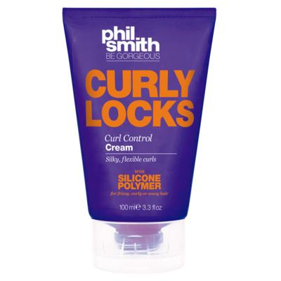 Imagem 4 do produto Phil Smith Curly Locks Cream - Creme para Pentear - 100ml