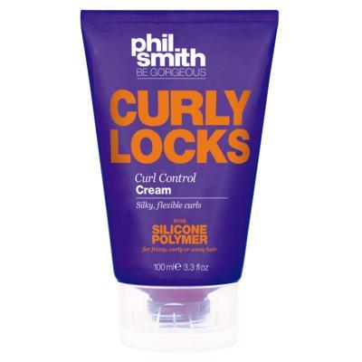 Imagem 1 do produto Phil Smith Curly Locks Cream - Creme para Pentear - 100ml