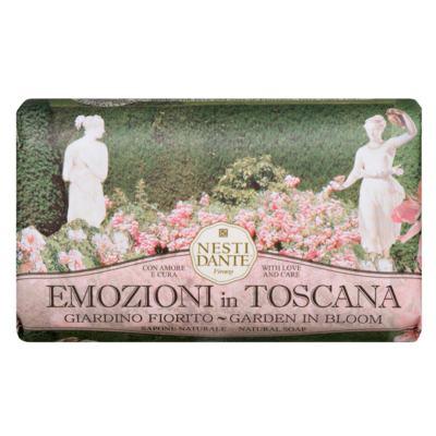 Emozioni In Toscana Jardim Florido Nesti Dante - Sabonete Perfumado em Barra - 250g