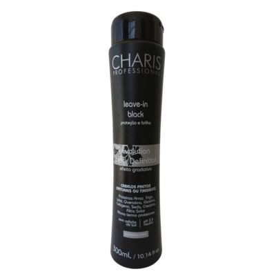 Charis Evolution Black Definition Leave-In  - Finalizador - 300ml