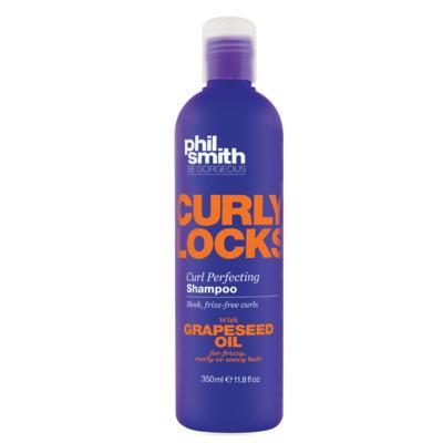 Curly Locks Phil Smith - Shampoo Cabelos Encaracolados e Cacheados - 350ml