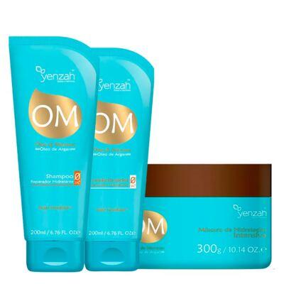 Imagem 2 do produto Yenzah Óleo de Argan - Máscara Hidratante - 300g
