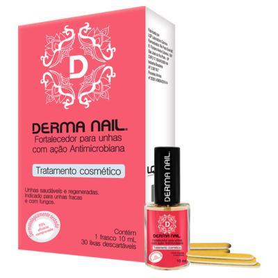Tratamento de Micose Derma Nail Antimicótico - 10ml